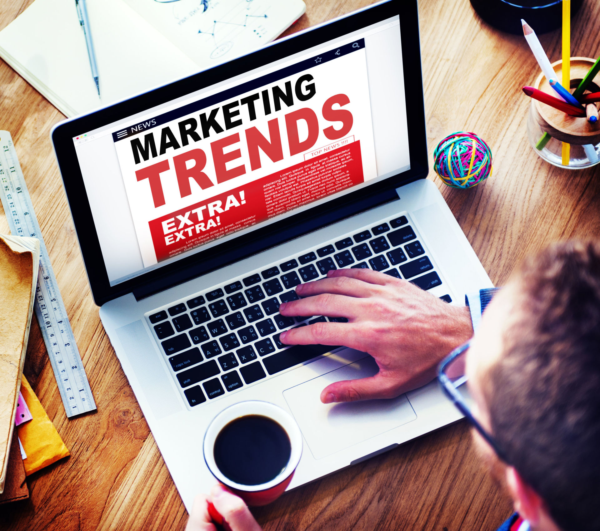 The Ultimate Guide to Marketing Trends in 2019