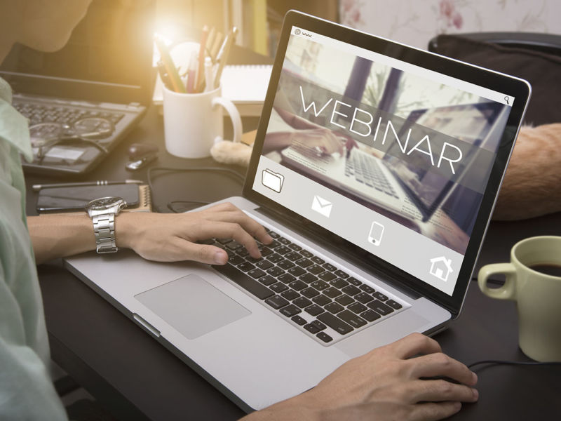 How to Make a Webinar that Works in 2020
