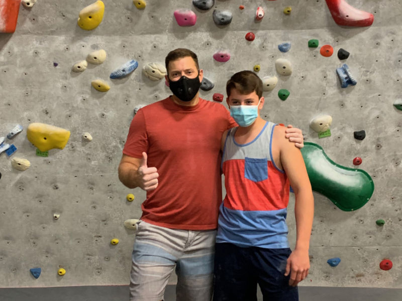 Mindset Lessons from Rock Climbing for Business and Life